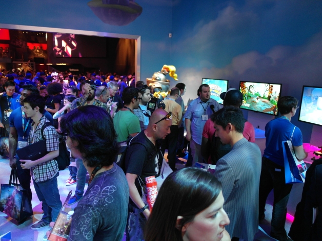Skylanders always gets some great attention - E3