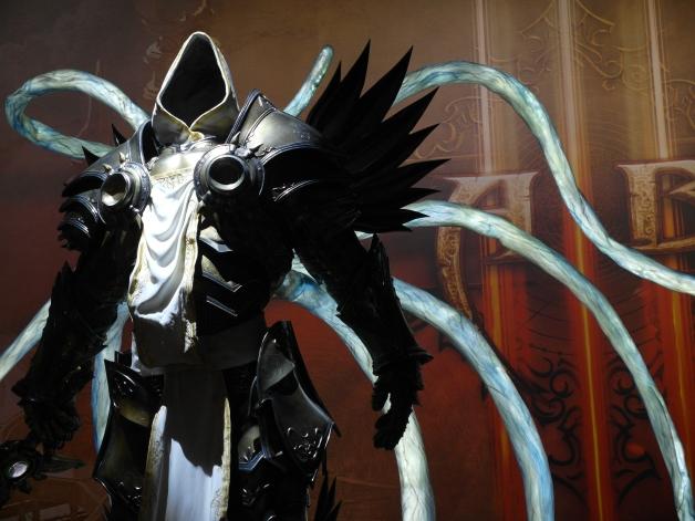 Blizzard's Arch Angel from Diablo III - E3