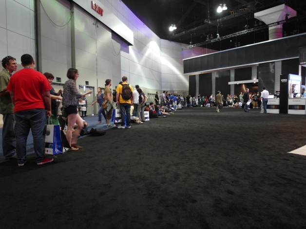 So many queues so little time - E3