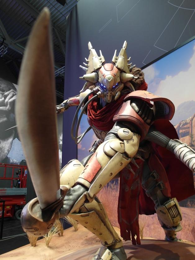 Bungie's Fallen Captain was quite intimidating - Gamescom