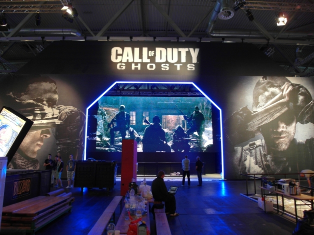 The Call of Duty Experience - Gamescom