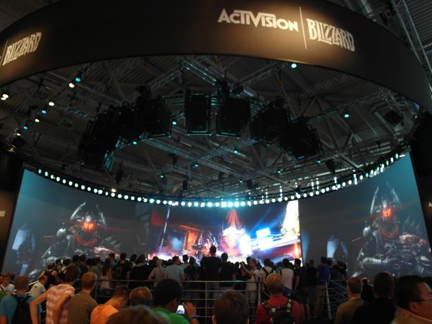 Destiny wowed the crowds - Gamescom